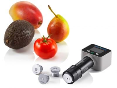 Fruit hardheidsmeter